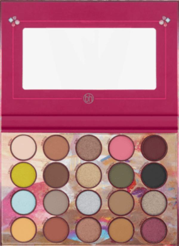 echt kaufen auf Füßen Aufnahmen von ungleich in der Leistung BH Cosmetics Lidschattenpalette Royal Affair - 20 Farben