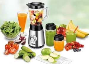 Unold Standmixer Smoothie-Maker to Go ´´Smoothie to go´´