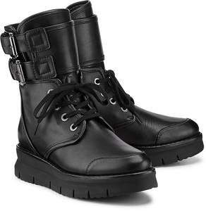 Boots Porthya von Geox in schwarz für Damen. Gr. 38.5,39