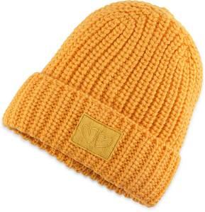 Mütze von Belmondo in gelb für Damen