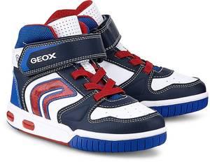 Sneaker J Gregg B von Geox in blau für Jungen. Gr. 34,35