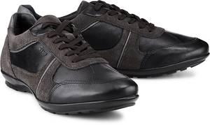 Sneaker Symbol von Geox in schwarz für Herren. Gr. 44