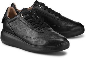 Sneaker von Geox in schwarz für Damen. Gr. 37,39,40