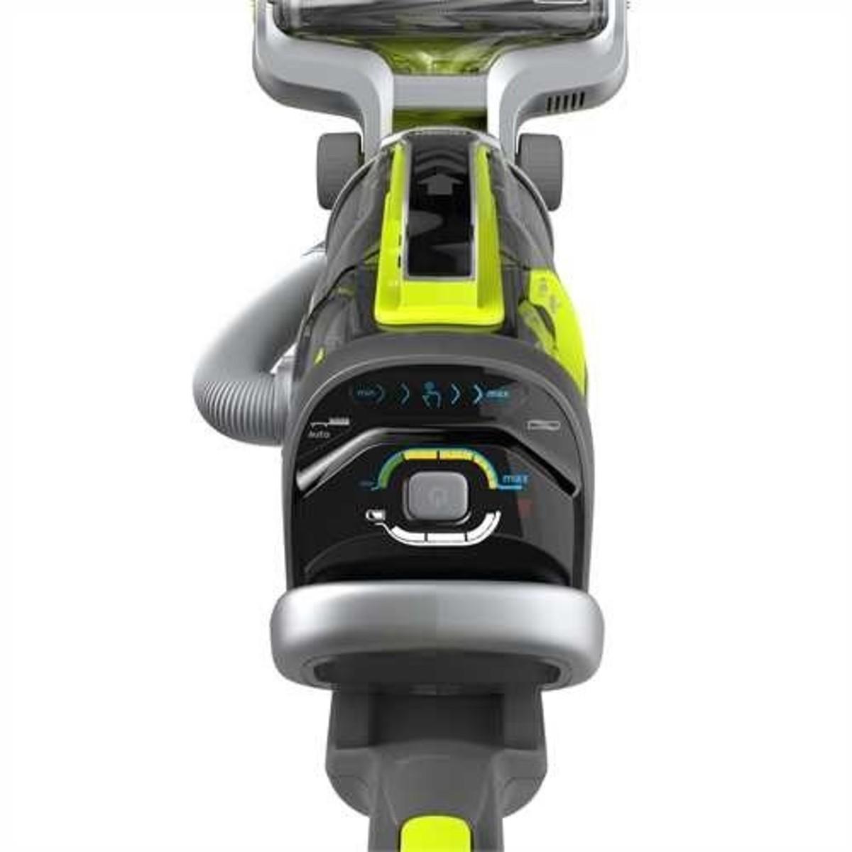 Bild 3 von BLACK+DECKER Akkusauger CUA 525 BHA titanium/lindgrün   B-Ware - Der Artikel und die Verpackung weisen leichte Gebrauchsspuren auf