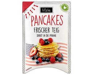 frizle Pancake- oder Pfannkuchen-Teig