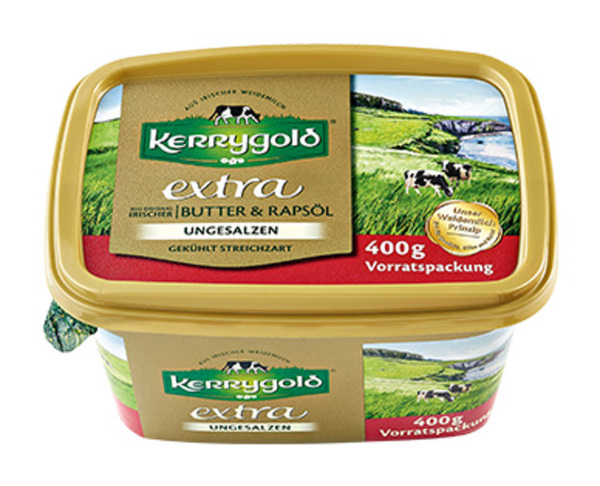 Kerrygold®  Extra, ungesalzen, Vorratspackung