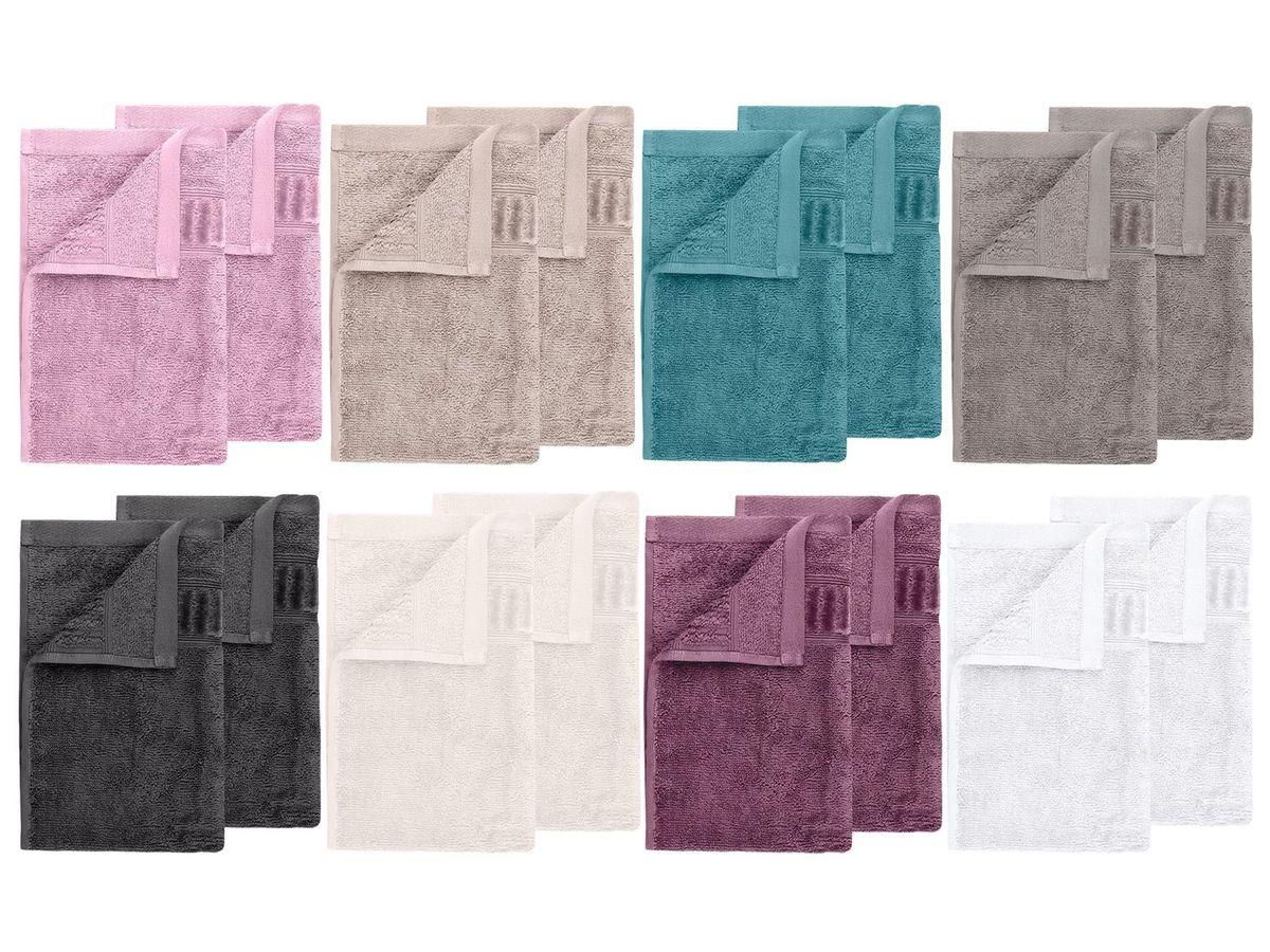 Bild 1 von Gözze Gästetuch Bio Doppelpack, je 30 x 50 cm