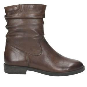 Damen Chelsea Boot, dunkelbraun