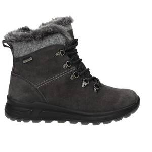 Damen Snow Boot, dunkelgrau