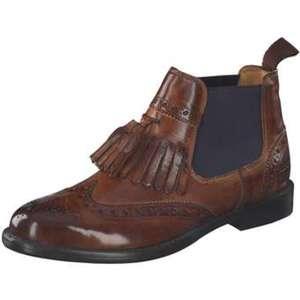 Melvin & Hamilton Chelsea Boot Damen braun