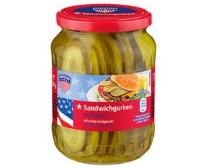 AMERICAN Sandwichgurken