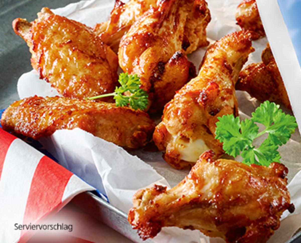 Bild 2 von AMERICAN Chicken Wings, XXL-Packung