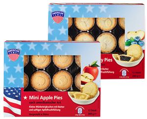 AMERICAN Mini Pies