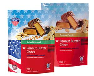 AMERICAN Peanut Butter Chocs