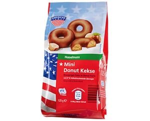 AMERICAN Mini Donut Kekse