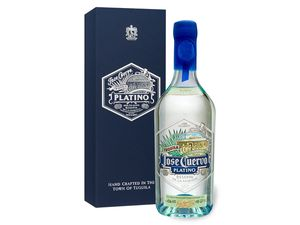 Jose Cuervo Platino Tequila 40% Vol