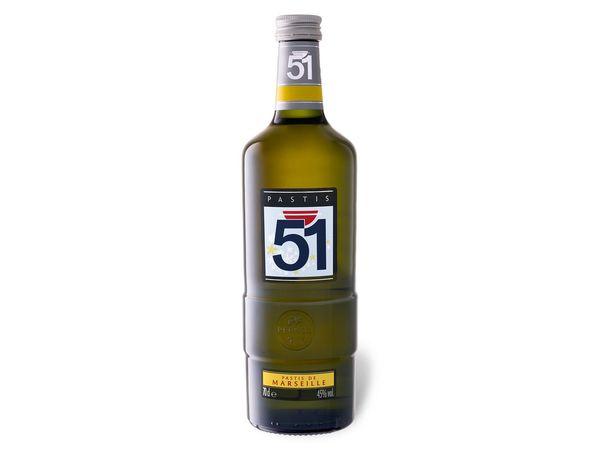 Pastis 51 Anisée 45% Vol