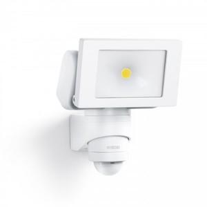 Steinel Sensor LED Strahler LS 150 ,  weiß, mit Bewegungsmelder, IP44