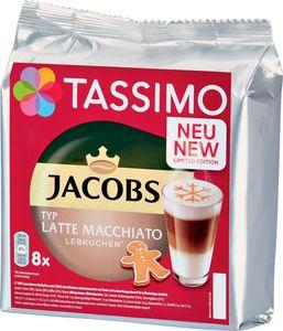 Tassimo Latte Macchiato Lebkuchen