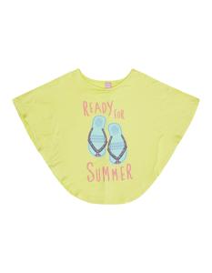 Mädchen Shirt mit Glitter-Effekt