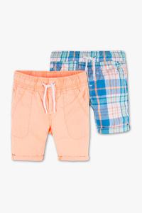Palomino         Shorts - Bio-Baumwolle - 2er Pack