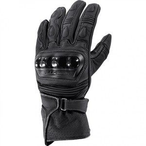 FLM            Sports Damen & Kinder Lederhandschuh 1.0 schwarz