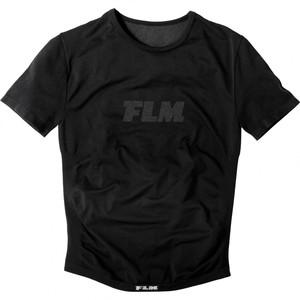 FLM            Sports Funktionsshirt, Kurzarm 1.0 schwarz