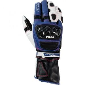 FLM            Sports Lederhandschuh 2.1 schwarz/blau
