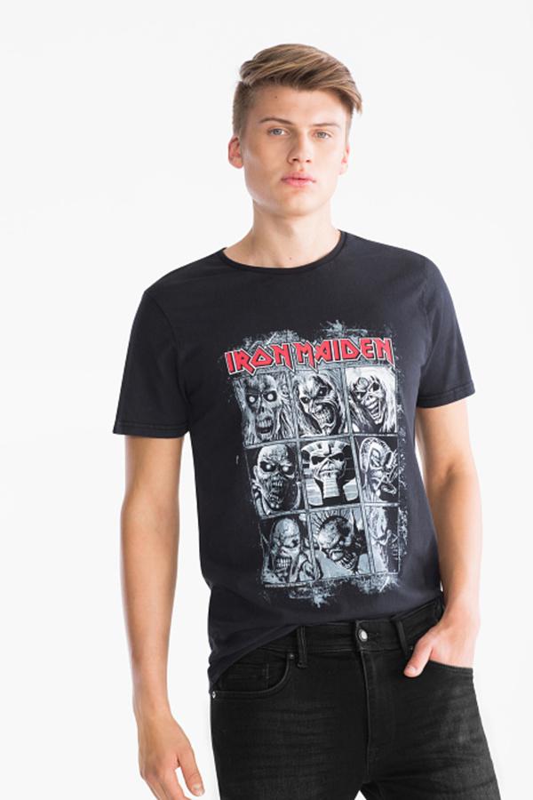 Clockhouse         Iron Maiden - T-Shirt