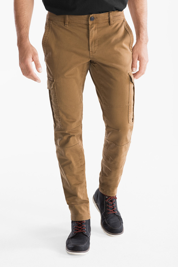 Angelo Litrico         Cargohose - Tapered Fit