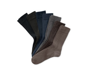 7 Paar Socken