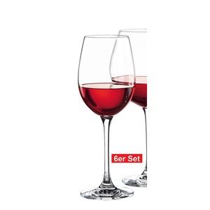SCHOTT ZWIESEL 6er Set Weinglas CLASSICO je 312 ml