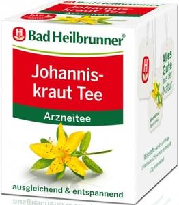 Bad Heilbrunner Johanniskraut Tee 8x 1,5 g