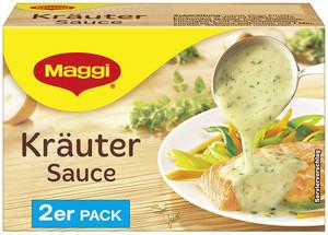 Maggi Kräuter-Sauce ergibt 2x 250 ml