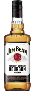 Jim Beam Bourbon Whiskey 0,7 ltr