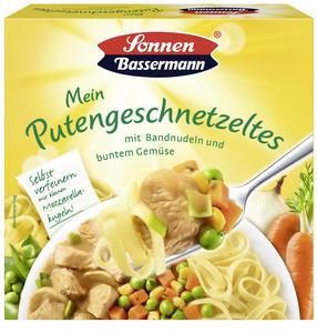Sonnen Bassermann Mein Putengeschnetzeltes 480 g