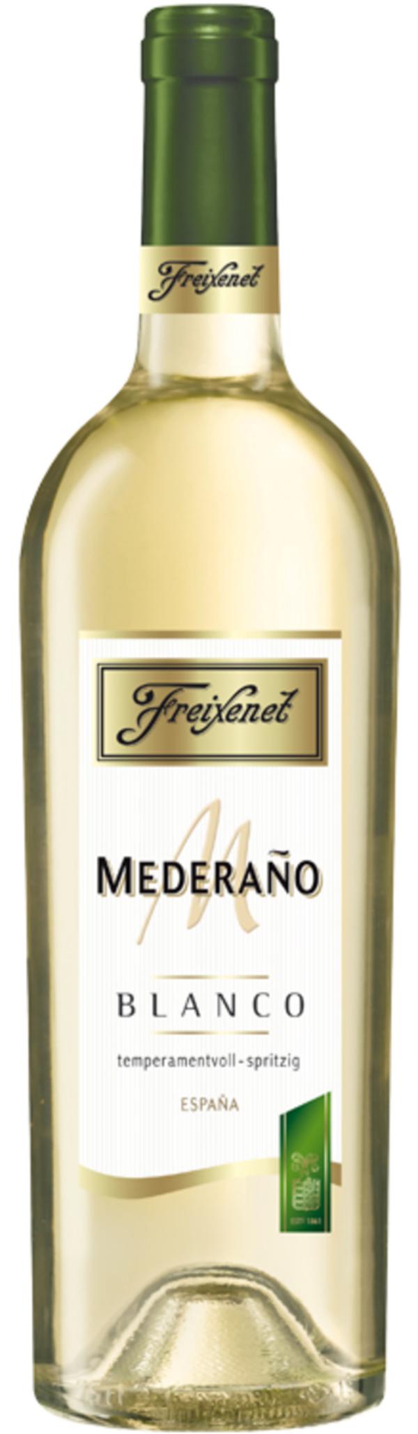 Freixenet Mederano Blanco Weißwein halbtrocken 2017 0,75 ltr