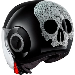 Shark helmets            Nano Jewel Black/Silver S