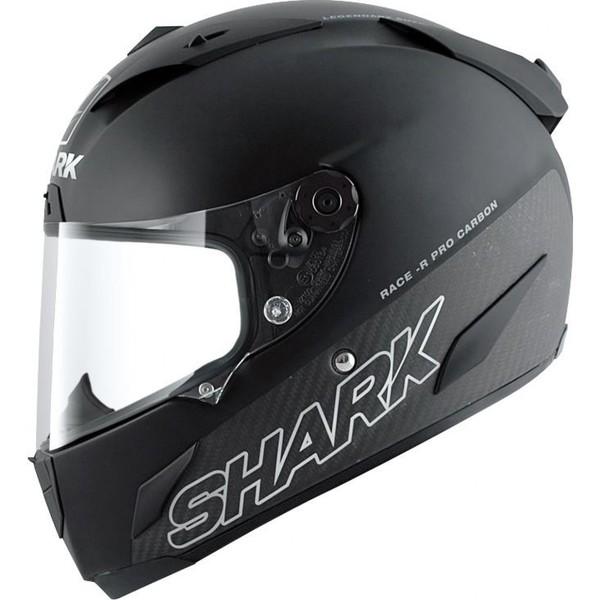 Shark helmets            Race-R Pro Carbon Skin Mat Black