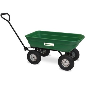 CQFD Gartenkarre Tiny Kart 75 ltr. Wanne / max. 150 kg Zuladung