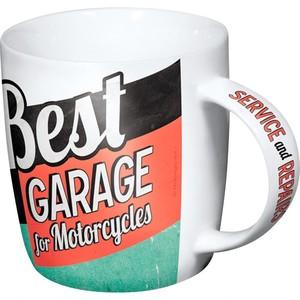 Nostalgic-Art            Tasse Best Garage