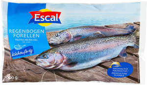 ESCAL  							Regenbogen-Forellen