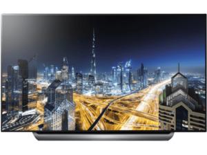 LG OLED65C8LLA, 164 cm (65 Zoll), UHD 4K, SMART TV, OLED TV, DVB-T2 HD, DVB-C, DVB-S2