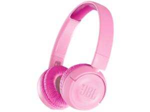 JBL JR300BT, On-ear Kopfhörer, Bluetooth, Pink
