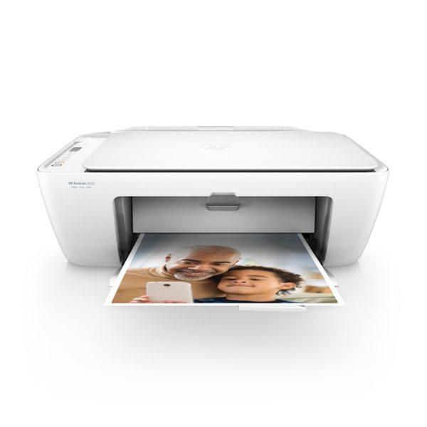 HEWLETT PACKARD DeskJet 2620 All-in-One - Drucken, Kopieren und Scannen mit einem Gerät mit Ihrem PC, Smartphone und Tablet