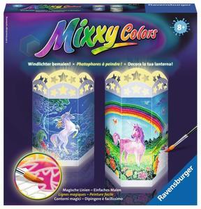 Mixxy Colors Windlicht Magische Einhörner