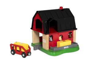 BRIO World Interaktiver Bauernhof