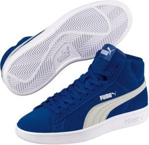 Sneakers High Puma Smash v2 Mid Jr Gr. 37 Jungen Kinder