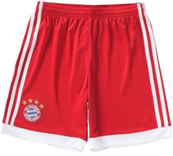 Trainingsshorts FC Bayern München Gr. 164 Jungen Kinder