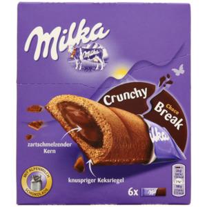 Milka Crunchy Break Schokolade